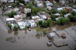 Argentina after flood