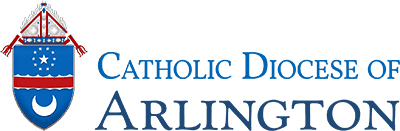 Arlington Diocese Logo