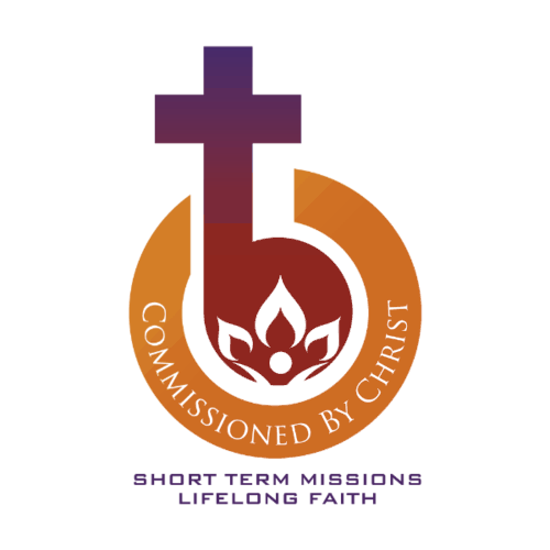 Commissioned By Christ Logo